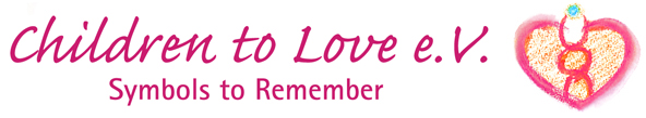 Logo Cildren to love – Symbols to Remember